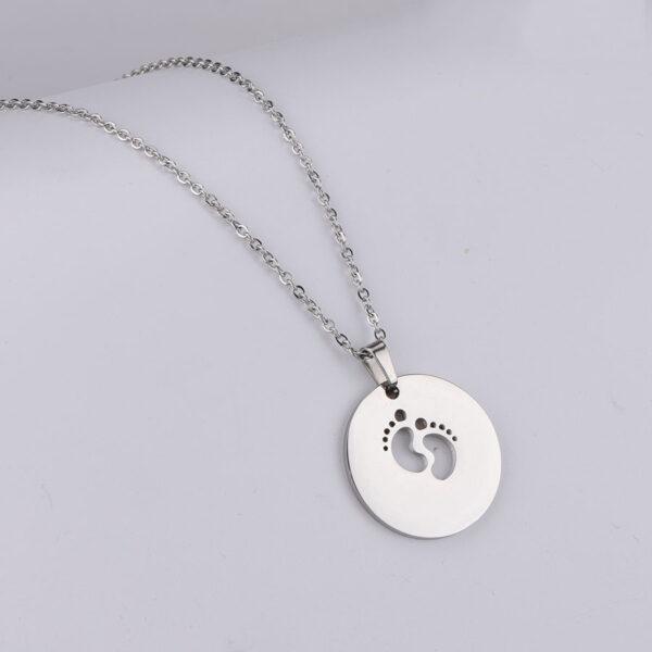 Titanium-Steel-Toe-Necklace-Jewelry1