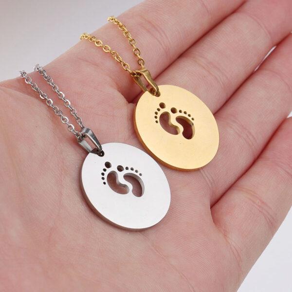 Titanium-Steel-Toe-Necklace-Jewelry3